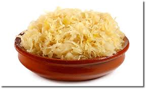Sauerkraut white