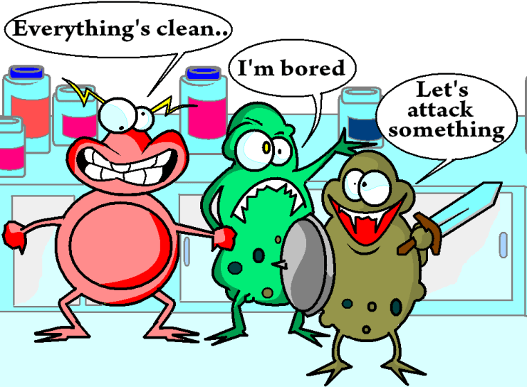 bacteria-up-to-mischief-in-a-clean-colon