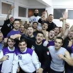 """Victorie entuziasmantă pentru CH Poli, iar duelul cu Steaua pentru semifinale intră în """"decisiv"""""""