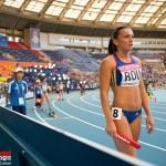 Timișoreanca Adelina Pastor și ștafeta de 4×400 m a României s-au oprit în serii