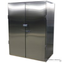 Medical Gas Storage Cabinet | Stainless Steel Gas Storage ...