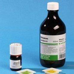 Methadone linctus