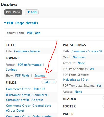 PDF doesn\u0027t contain the invoice information #1511592 Drupalorg