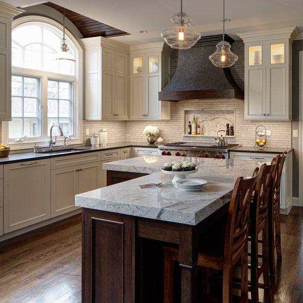 Transitional Kitchen Design - Drury Design - transitional kitchen design