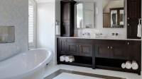 Elegant Master Bath Suite - Drury Design