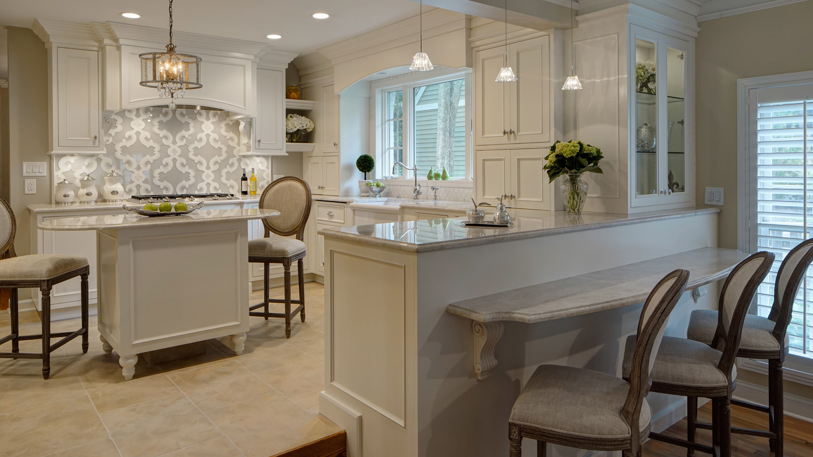 1600 x 900 Luxury Meets Character in Timeless Kitchen Design drury design