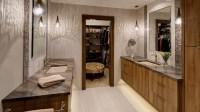 Transitional Rustic Ranch Master Bath Renovation - Drury ...