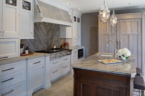 Rutt Transitional Kitchen Design u2013 Ruskin Series - Drury Design - transitional kitchen design