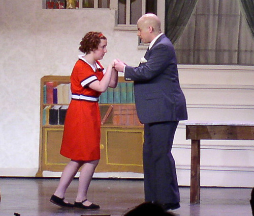 Annie - the full musical script version at Drury High School