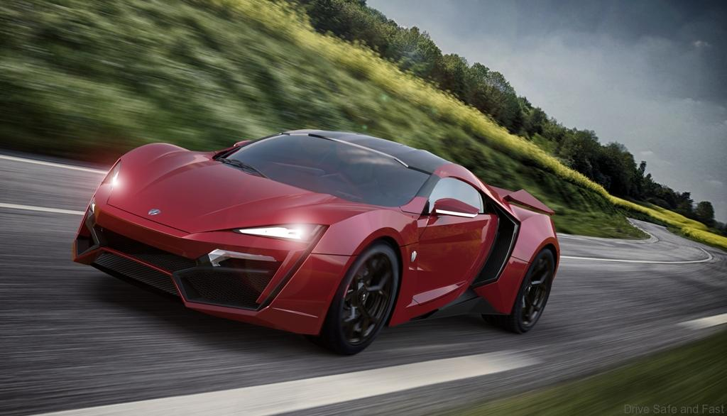 The Fast And The Furious Cars Wallpaper Picture Of The Day Lykan Hypersport Hypercar Drive Safe