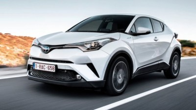 Toyota C-HR on its way to Malaysia – Drive Safe and Fast