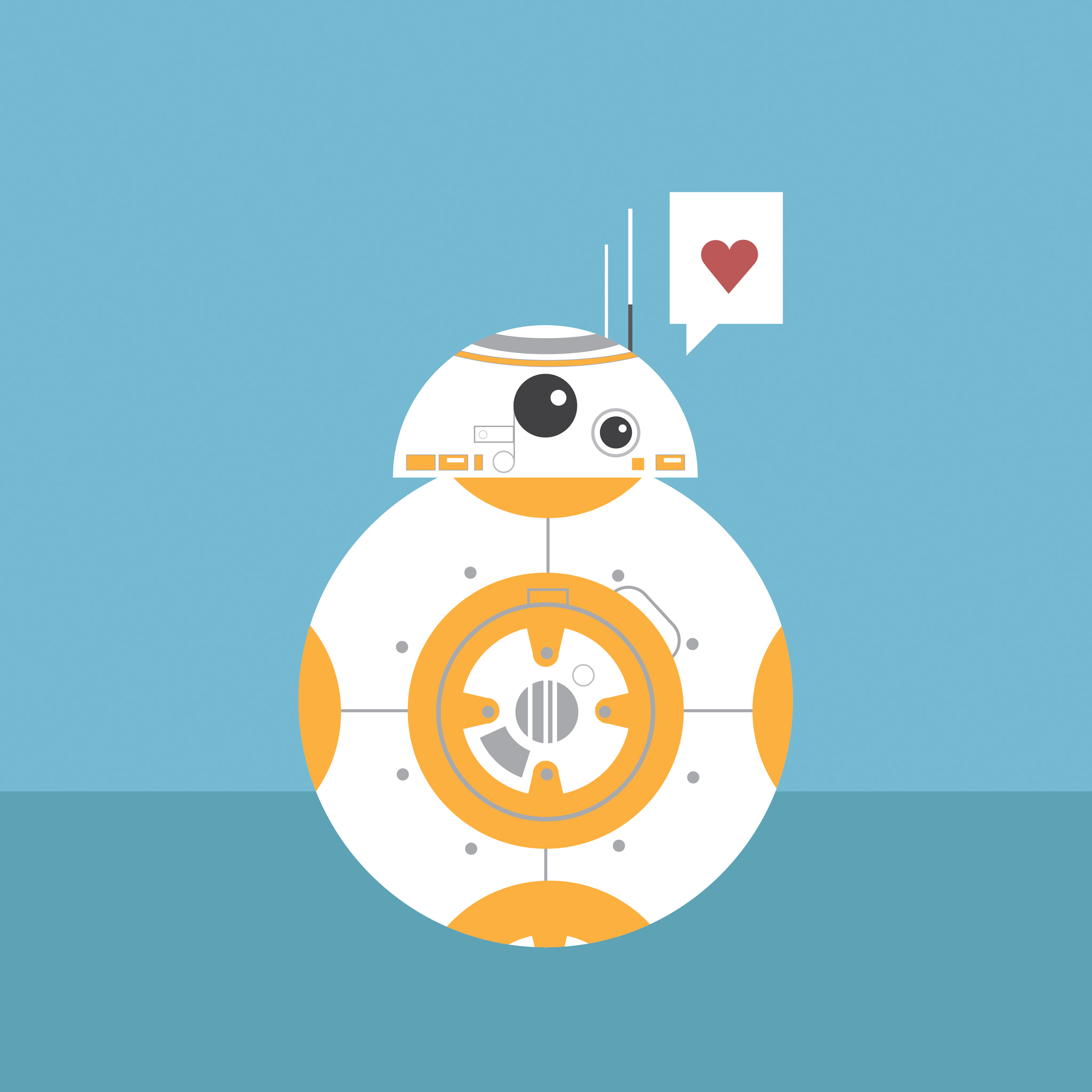 Adventure Time Wallpaper Hd Android Bb 8 By Virginia Poltrack Dsktps