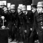 "The Keystone Kops, featured in Volume 2, ""Keystone Tonight!"""