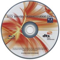 """""""DTS Demonstration Disc Blu-Ray 14"""": content unveiled at CES later"""