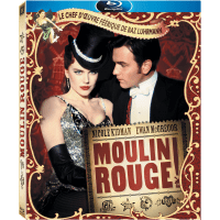 MOULIN ROUGE: Test Blu-Ray