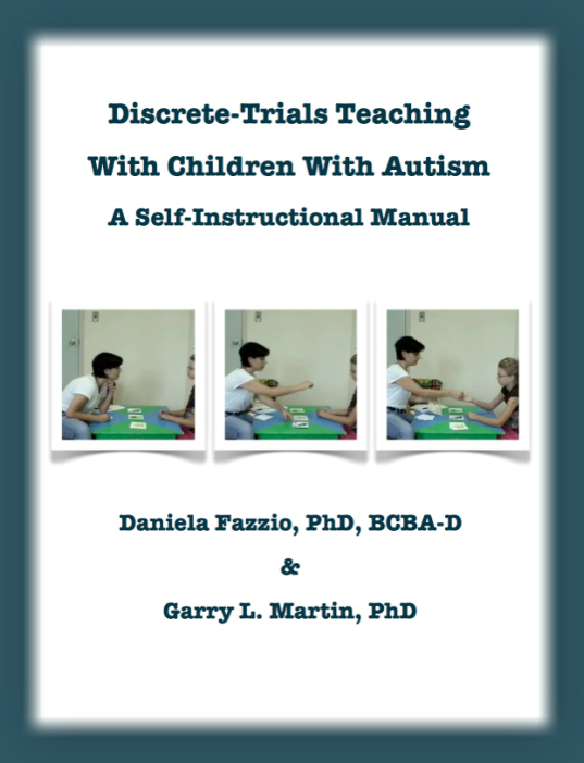 Discrete-Trials-Teaching With Children With Autism | A Self