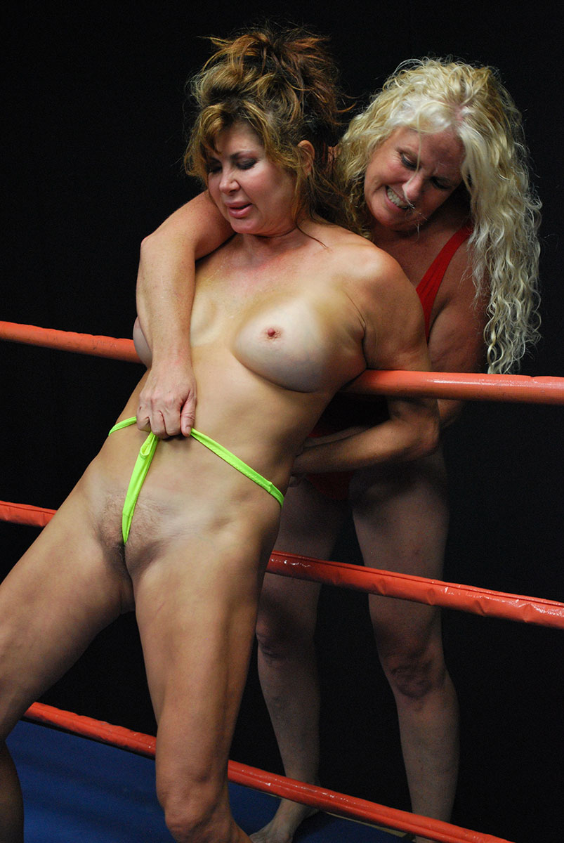 cfnf wrestling lisa comshaw