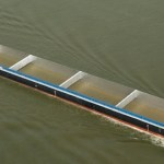 luchtfoto proefvaart 6-2009