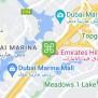 Dubai Marina Tram Station Connects To Dubai Metro