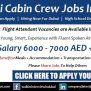 Flydubai Cabin Crew Jobs 2019 Latest Advertisement Apply Online