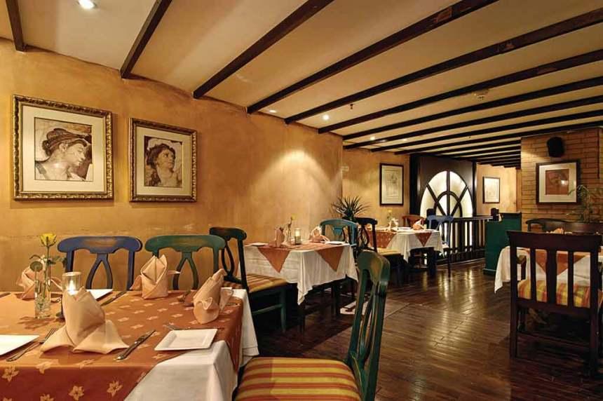 Da Vincis italian restaurant dubai