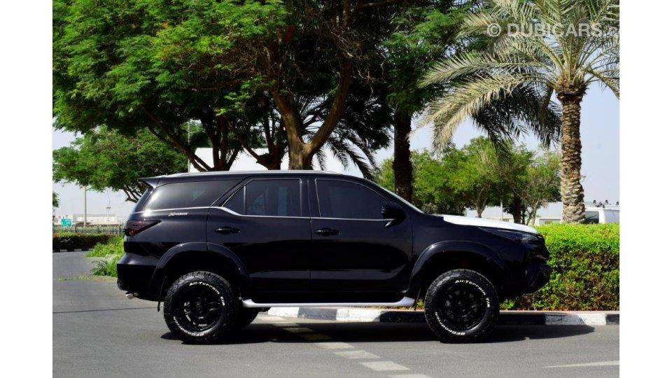 toyota fortuner vxr v6 4 0l petrol xtreme for sale black 2020