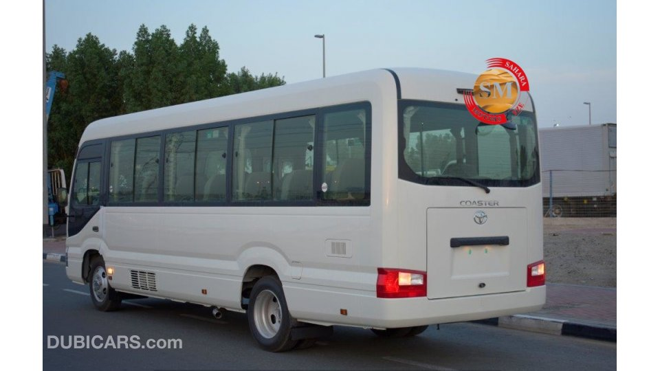 toyota coaster uae