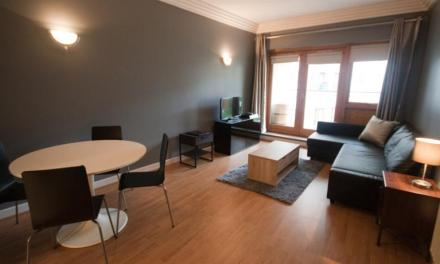 IFSC Dublin City Apartments