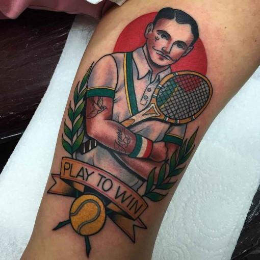 Pastel Goth Wallpaper Girl Play To Win Tattoo Tennis Best Tattoo Ideas Gallery