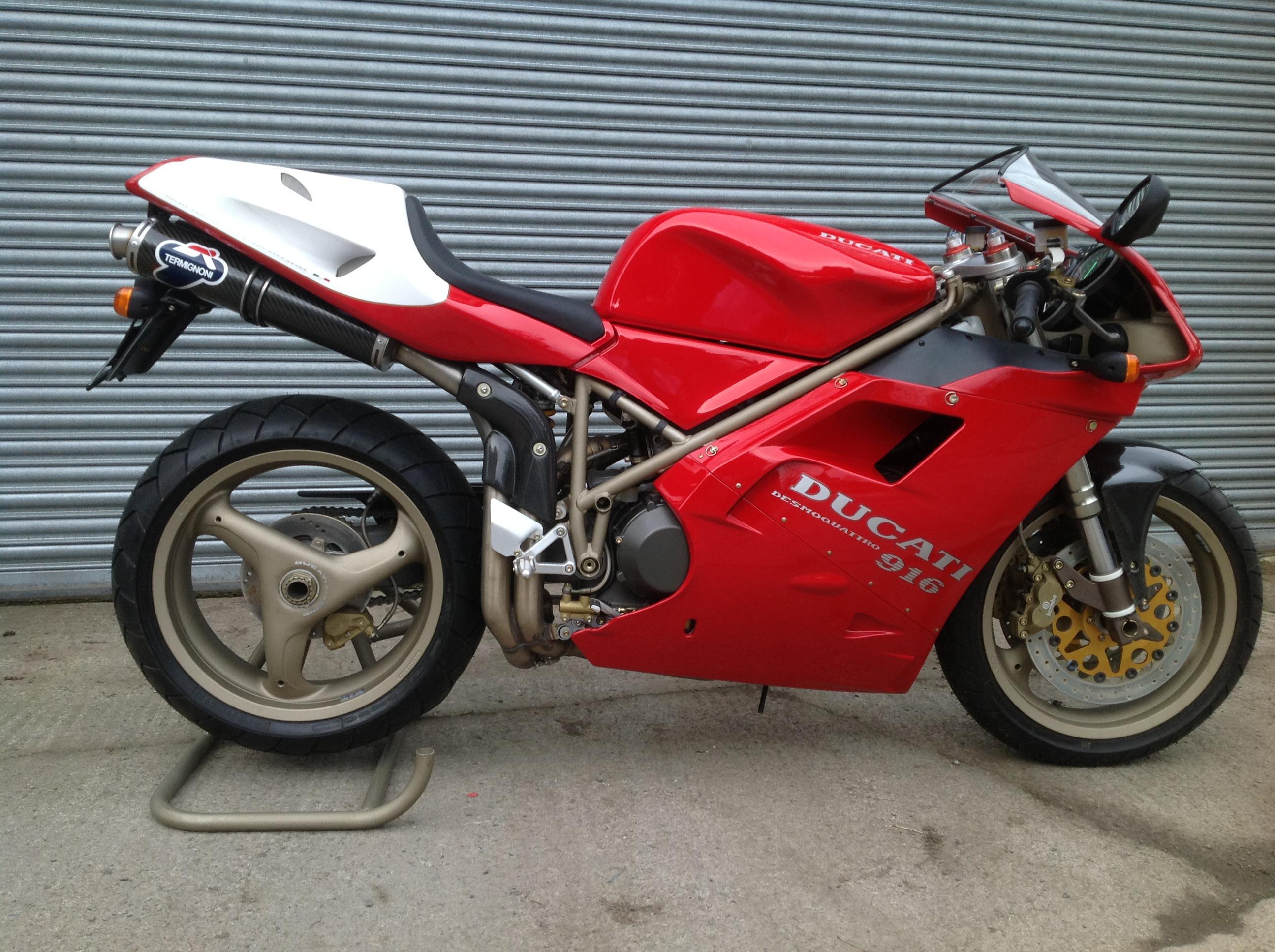 Unridden 1997 Ducati 916 Sps Ducatiorg Forum The Home