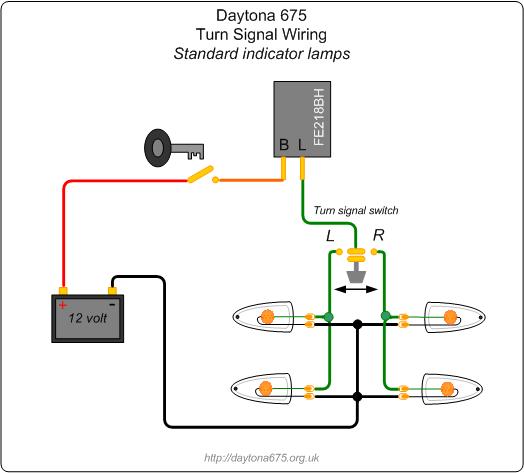Groovy Diagram 12V Led Flasher Circuit Diagram Turn Signal Auto Wiring Digital Resources Instshebarightsorg