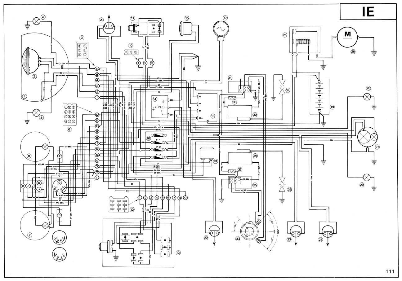 ducati 860 gt wiring diagram