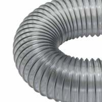 """PVC Flexduct Medium-Duty"" Flexible Hose  Ducting.com"