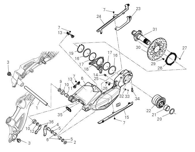 ktm 450 500 exc xc w service manual repair 2013