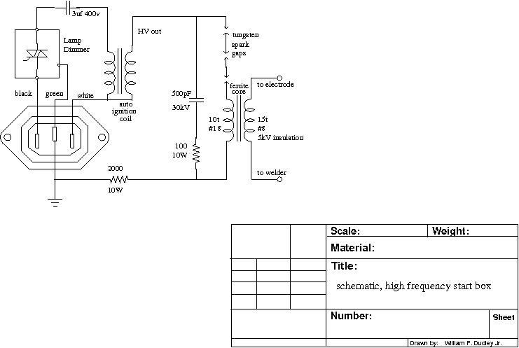 Arc Welding Circuit Diagram Wiring Diagram