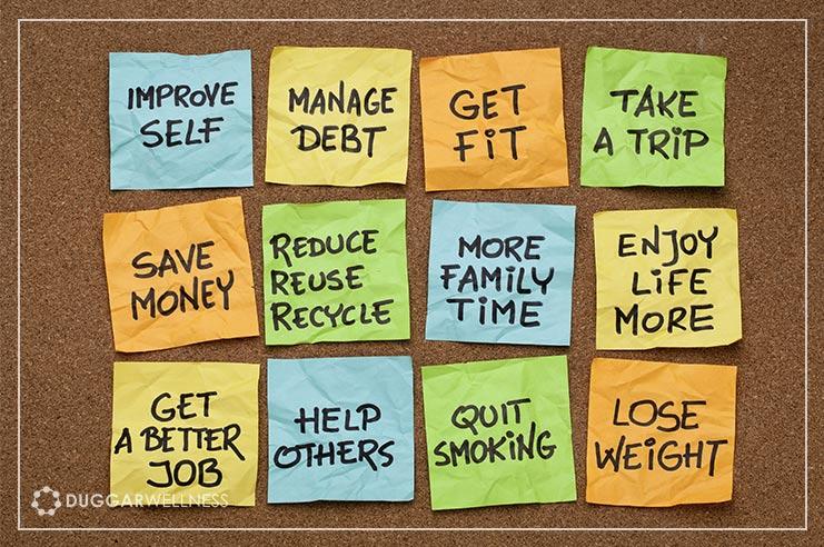 3 Keys to Accomplishing Your Goals \u2014 Duggar Wellness