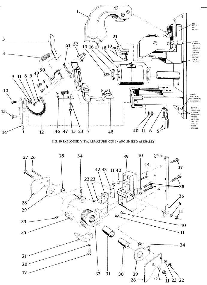 20 amp contactor Schaltplang