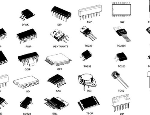 prototype printed electronic circuit boards assembly for