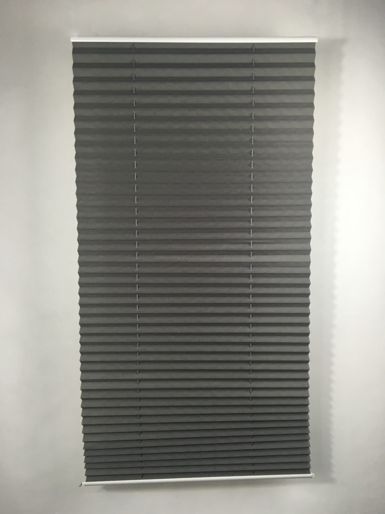 Black Pleated Plisse Blinds China Pleated Blinds Supplier