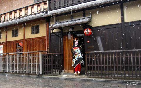 Lạc vào thế giới Geisha ở cố đô Kyoto