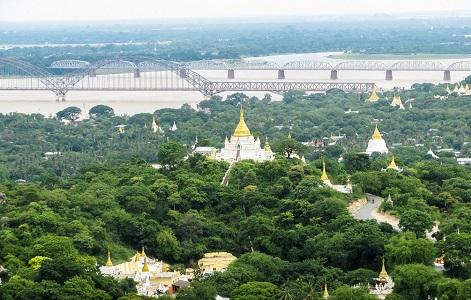 Cố đô Mandalay, Myanmar