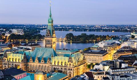 Thành phố Hamburg, Đức