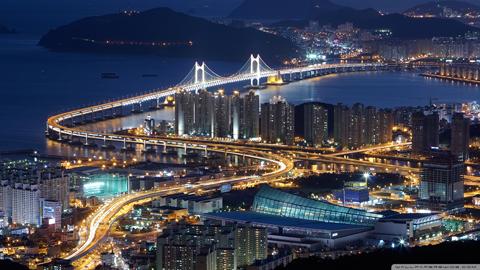 Đất nước Hàn Quốc.
