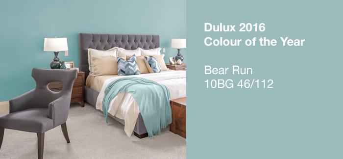 Dulux - 2016 Colour Trends