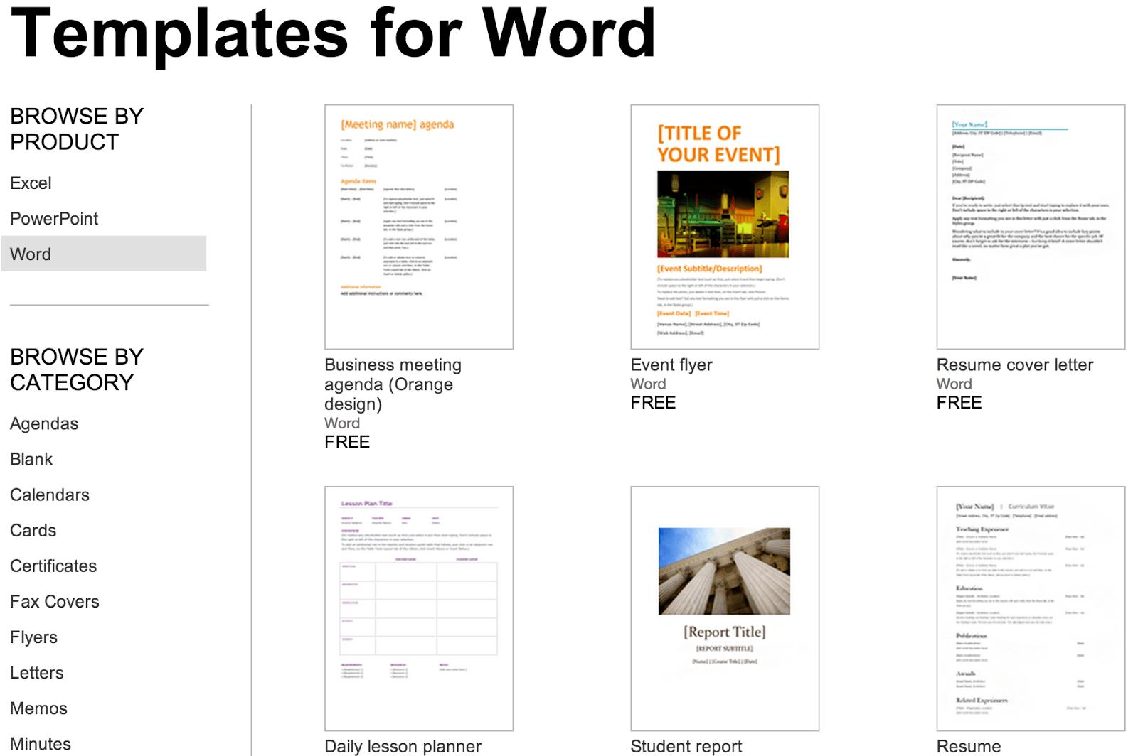 Restaurant Menu Templates Word certificate of origin forms sample ...