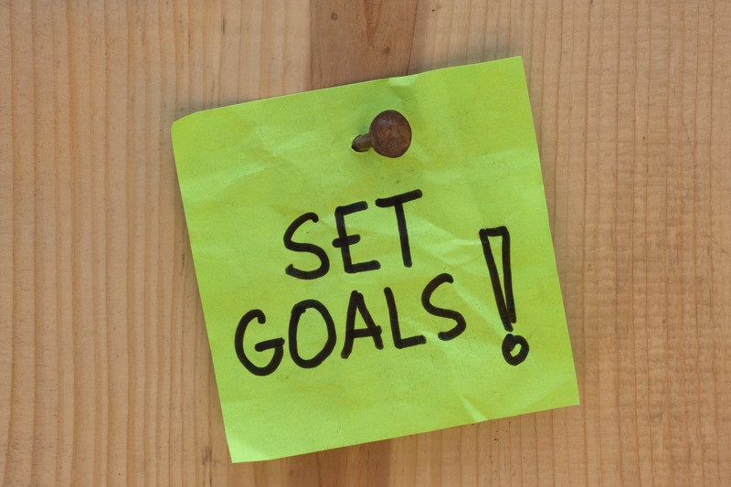 what goals have you set for yourself