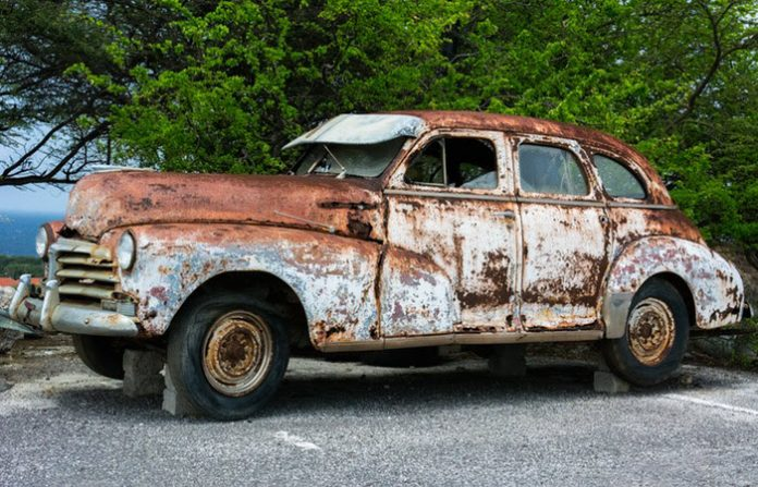 How to Sell Your Old Car for Cash
