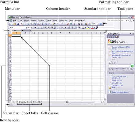 Excel Workbook For Dummies Cheat Sheet - dummies