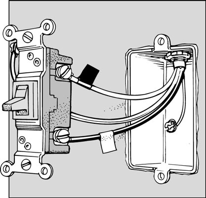 How to Replace a Three-Way Light Switch - dummies