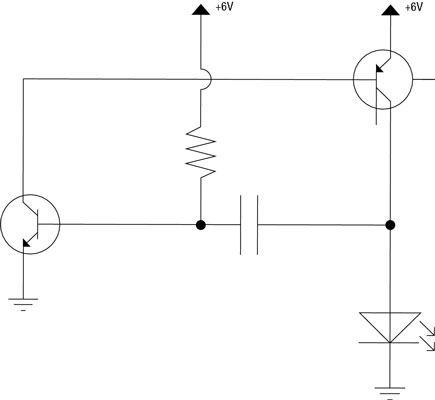 Electronics Schematics Ground and Power Connections - dummies